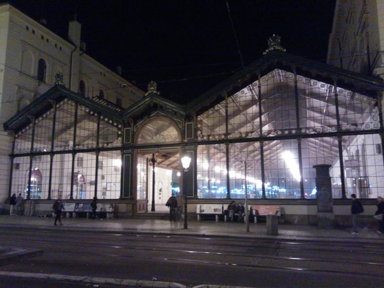 Praha Masarykovo nádraží (Prague Masaryk Railway Station)
